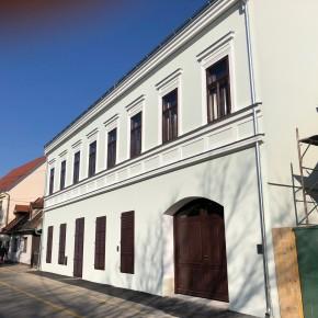 Rekonstrukcija kuće Čop u Velikoj Gorici