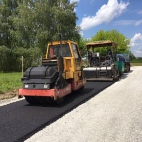 Izgradnja Industrijske ceste u Ivanić-Gradu