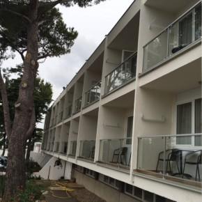 Rekonstrukcija hotela Slaven u Selcu