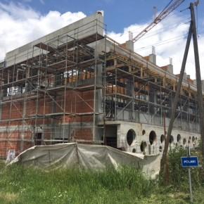 Izgradnja školske sportske dvorane uz Osnovnu školu Posavski Bregi