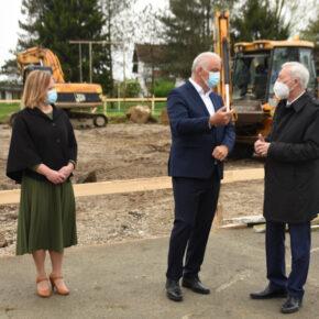 Započela izgradnja školske sportske dvorane