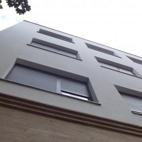 Zgrada u Grškovićevoj ulici u Zagrebu