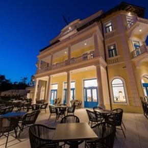 Rekonstrukcija hotela Esplanade u Crikvenici
