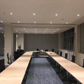 Rekonstrukcija konferencijske dvorane u hotelu Katarina